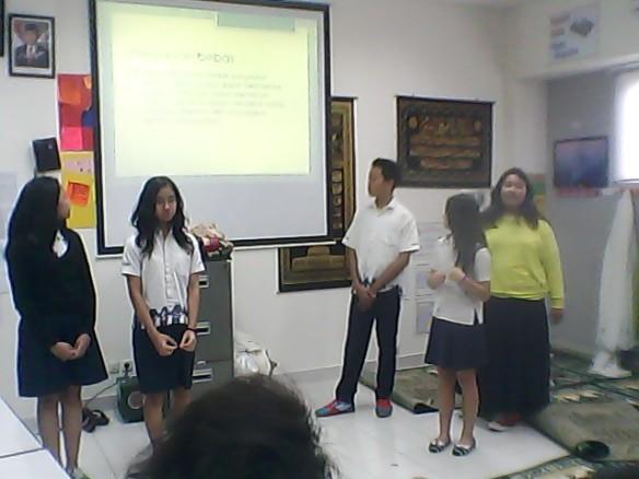 Presentasi Kelas 8-9 Z
